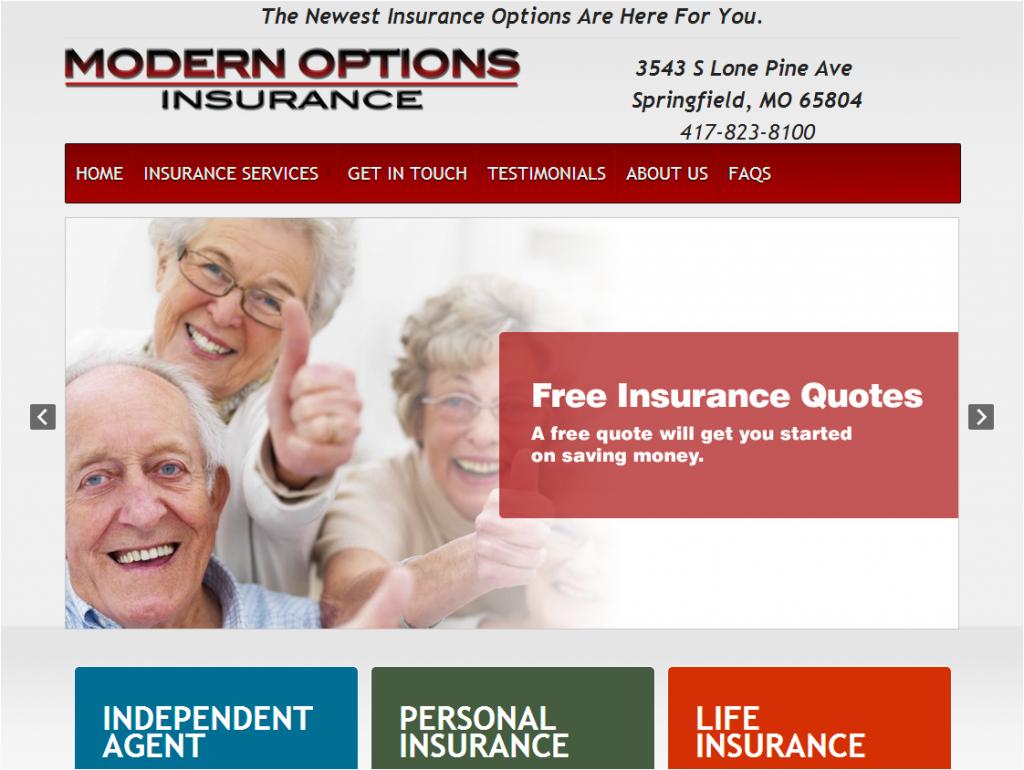 Modern Options Insurance