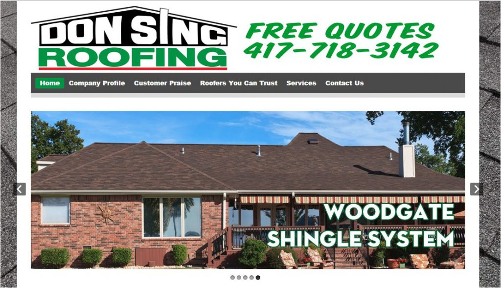 Don Sing Roofing