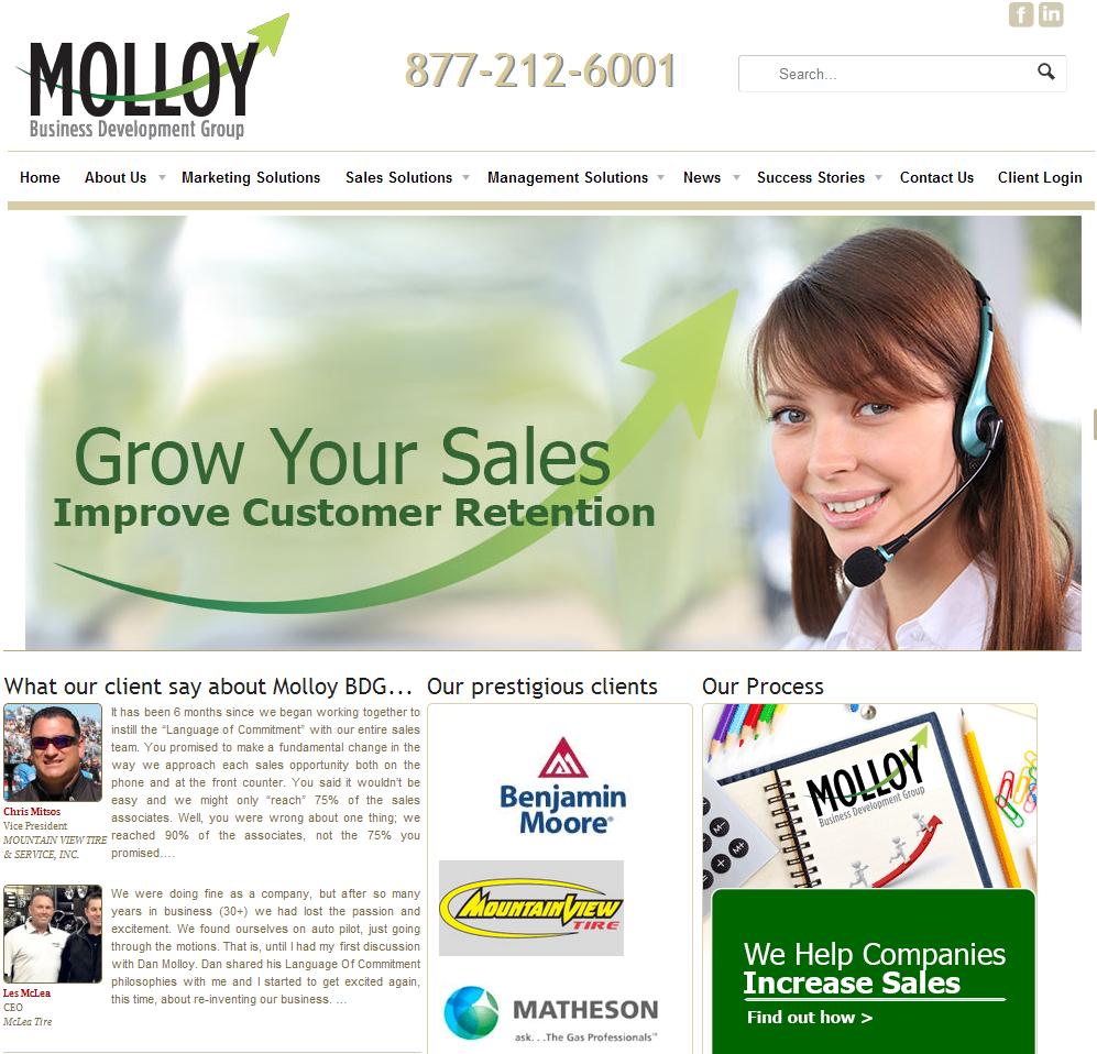 Molloy BDG